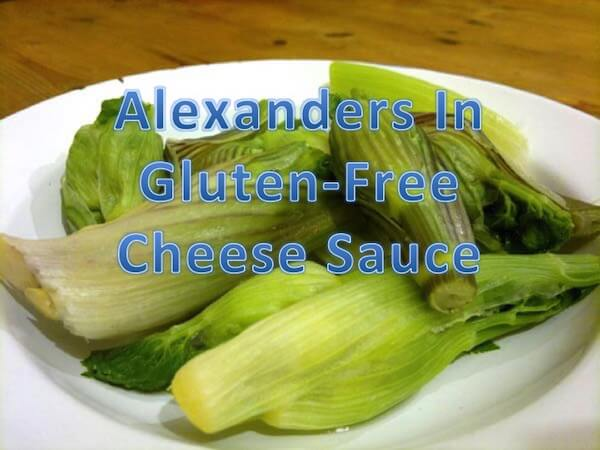 Alexanders Recipe