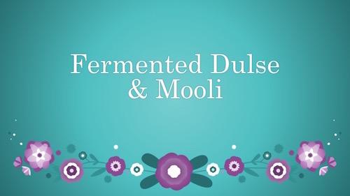 Fermented Dulse