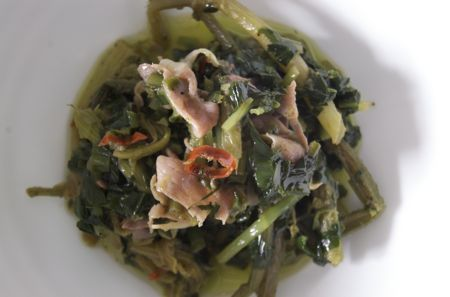 Hogweed & Nettle Recipe