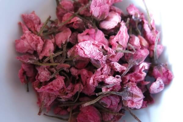 Sakura Cherry Blossom Recipe