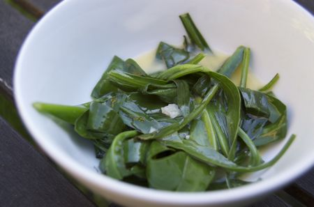 Sea Aster Recipe