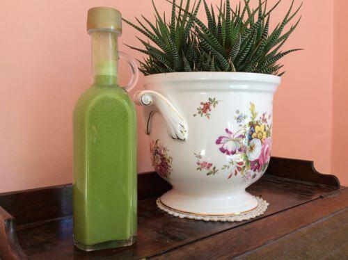 Black Mustard Vinegar Recipe