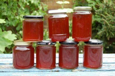Cherry Plum Jam Recipe