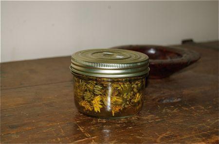 Dandelion Vinegar Recipe
