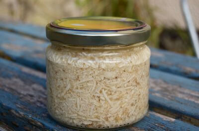 How to Preserve Horseradish Recipe