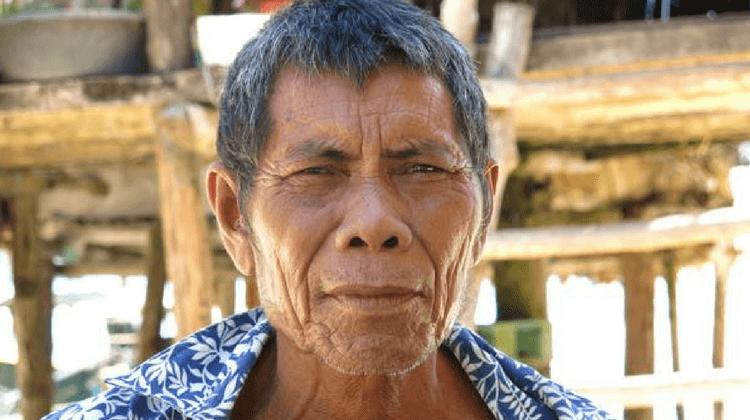 Moken Sea Gypsies Koh Surin