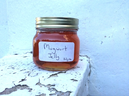 Mugwort Jelly Recipe