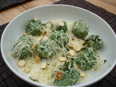 Stinging Nettle Gnocchi Recipe
