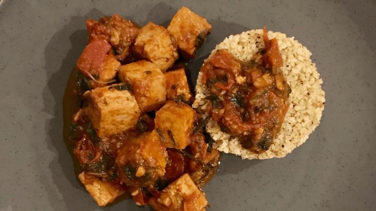 Oxeye Daisy Temple Tofu