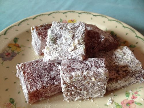 Rowan Turkish Delight Recipe