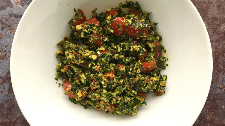 Smooth Sowthistle Salsa Recipe