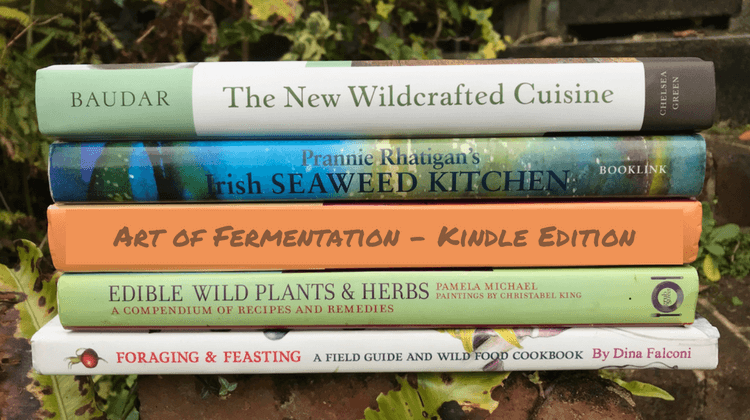 Top 5 Foraging and Wild Food Cookbooks