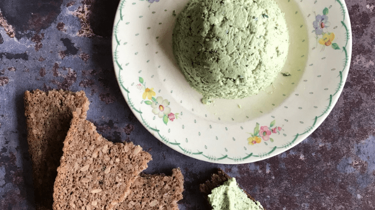 Wild Garlic Pate Recipe